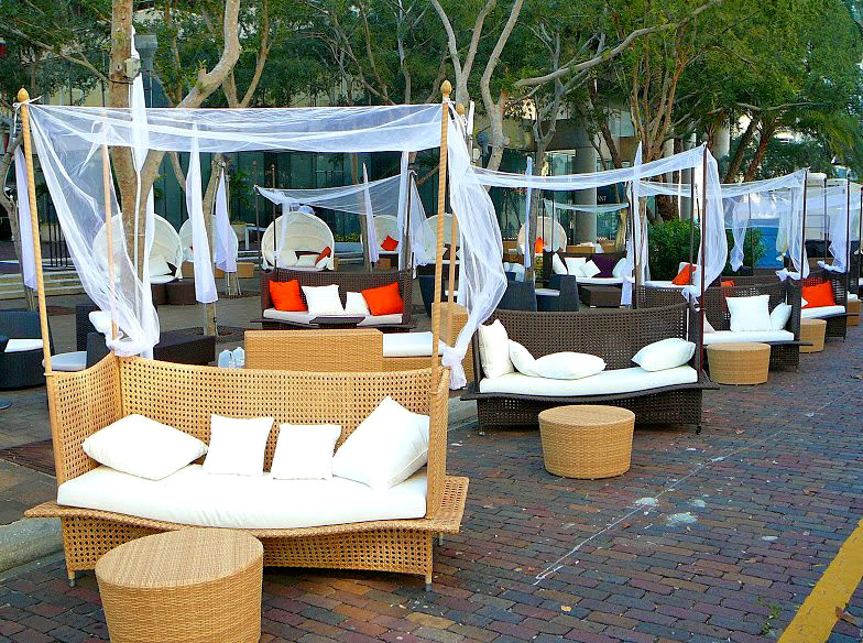 Corporate Events, Furniture Event Rentals, Furniture Rental, Chillounge  Night, Sarasota, Tampa