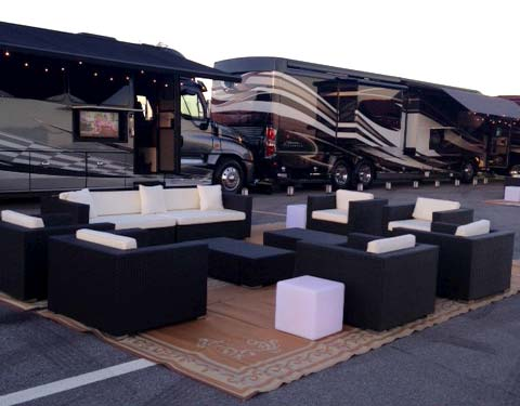Lounge Furniture, Lazydays RV Furniture