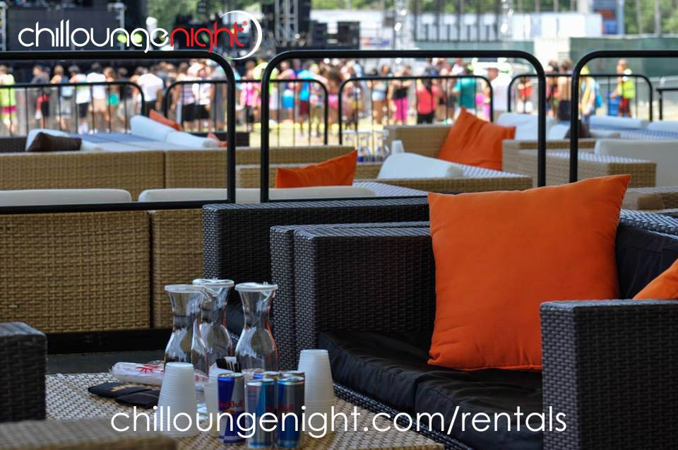 Rentals Chillounge Night